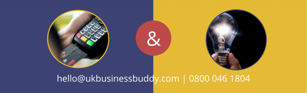 UK Business Buddy's contacts are email: hello@ukbusinessbuddy.com or 0800 0461804
